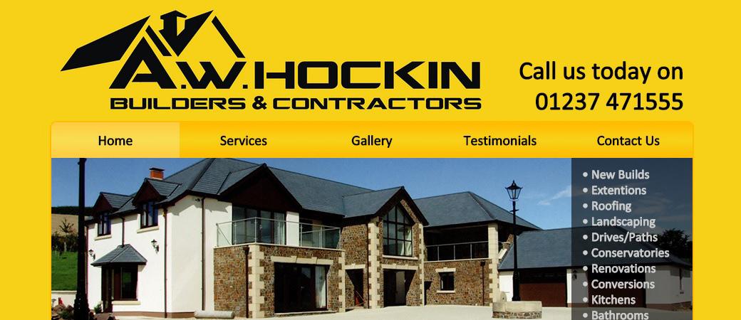A W Hockin Builders