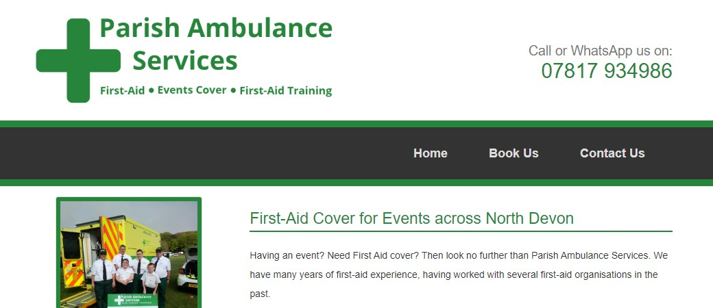 Parish Ambulance Services